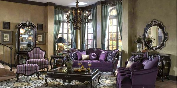 How To Have A Victorian Style For Living Room Designs Victorian