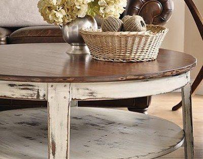 ... et bricolage  Pinterest  Style vintage, Café et Table basse peinte