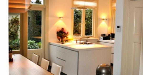 open keuken in jaren20 herenhuis na STIJLIDEE Interieuradvies en ...
