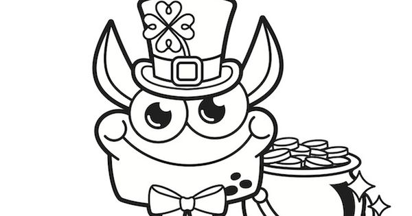 Free St. Paddy's Day printables from GoNoodle! # ...