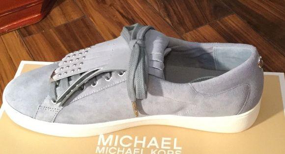 e72b3527eae95 Mmk keaton kiltie sneakers nwt