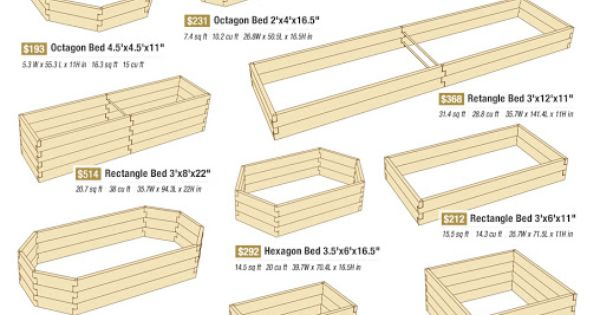 raised garden layout | Raised bed gardening layouts