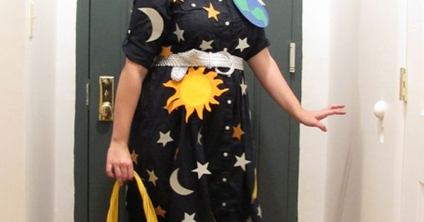 I searched for Ms. Frizzle costumes and I found this adorable picture.