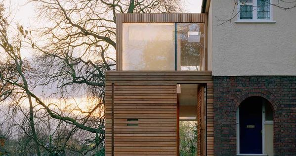 slat house by carl turner architects. Black Bedroom Furniture Sets. Home Design Ideas