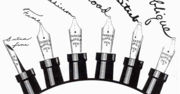 Find A Nib That Works For You And Reflects Your Style