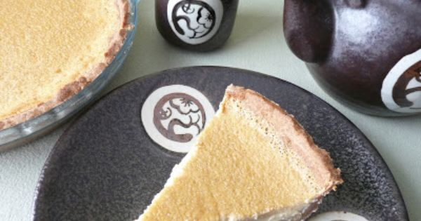 baked custard pie | Recipes | Pinterest | Custard Pies, Custard and ...