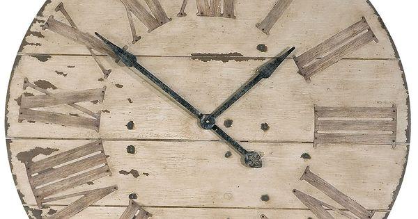 uttermost harrington clock 36 quot clocks