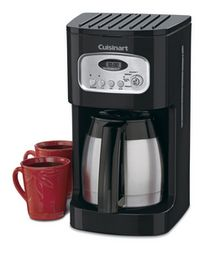 10 Cup Programmable Thermal Coffeemaker With Images Thermal Coffee Maker Cuisinart Coffee Maker Coffee Maker