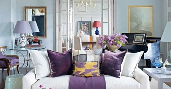 William Christie French Country Estate - French Country Interior Design - House