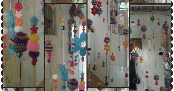 Ideeen Gordijn Kinderkamer : kralen gordijn meisjes - Google zoeken ...