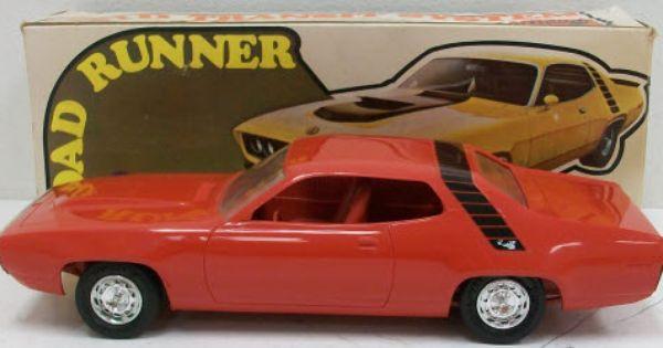 1971 Plymouth Road Runner 2 Door Ht Promo Model Model Cars Kits Promotional Model Mopar