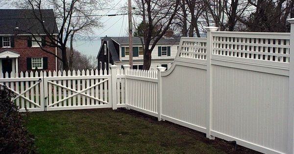 New England Woodworkers Custom Fence Company For Picket Fences Privacy Fences And Lattice