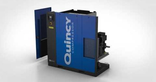 Let S Dive Deeper And Take A Look At The Benefits Of The Quincy Qgd And Qgdv Air Compressor Compressor Compressors