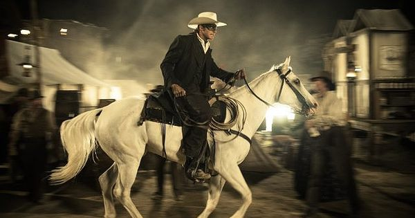 The Lone Ranger: See Johnny Depp and Armie Hammer in All the Pictures ...