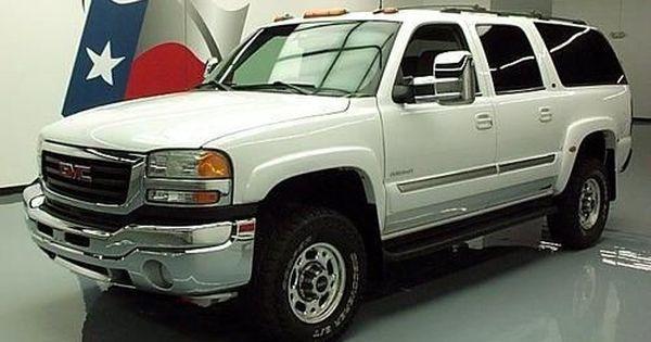 Buy Used 2003 Gmc Yukon Xl 2500 4x4 Quadrasteer 6 6l Diesel Dvd Gmc Yukon Xl Gmc Yukon Gmc