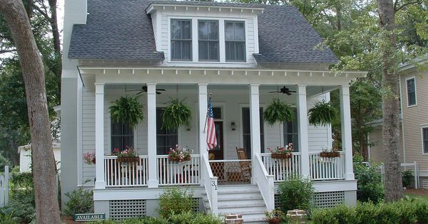 Carolina cottage style ... Welcome HOME ~