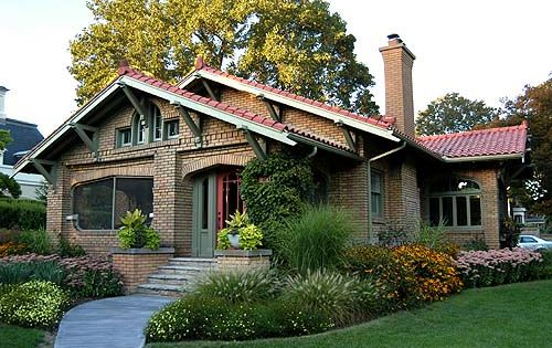 This Classic California Style Bungalow In London Ontario