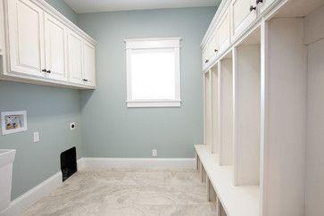 Benjamin Moore Beach Glass Laundry Room Paint Laundry Room