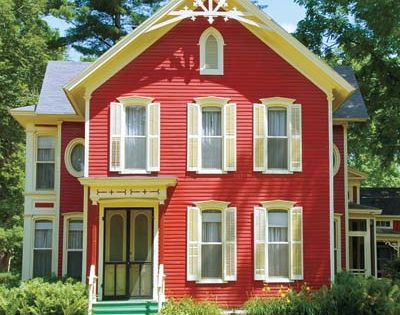 Exterior House Color Combination | How to Choose Exterior Paint ...