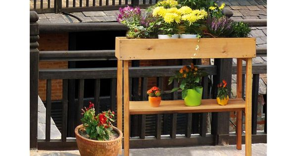 das balkonbeet bratsk ist aus der kiefer und fichte. Black Bedroom Furniture Sets. Home Design Ideas