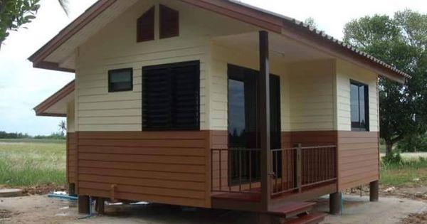 Rekabentuk Rumah Kampung Yg Cantik Menarik Tenang Dan