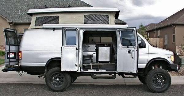 Sportsmobile 4x4 For Sale >> Vans - MyLesPaul. | Sportsmobile | Pinterest | Vans, 4x4 and 4x4 camper van
