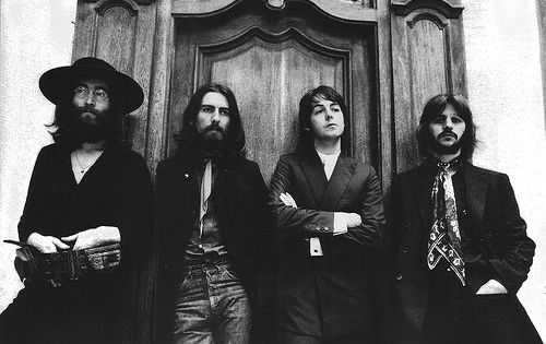 The Beatles - Last photo session on Fotopedia