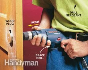 How To Properly Use A Hole Saw Hole Saw Holes Drill