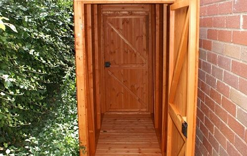 Our midlands storage solution is a great shed making the for Limited space storage solutions