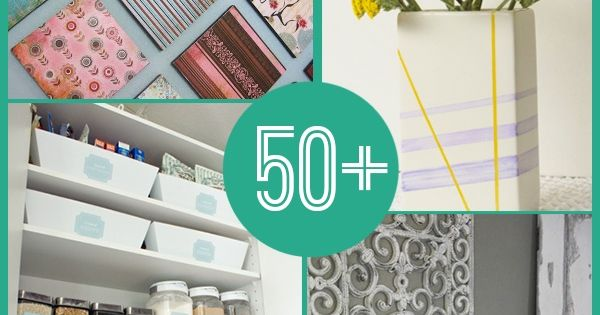 50+ Dollar Store Craft Ideas! {I'm a big fan of Dollar Tree