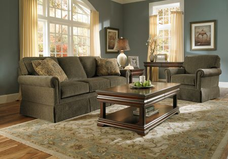 Living room paint ideas with olive green couches audrey - Living room paint ideas pinterest ...