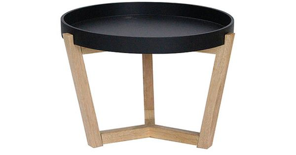 Lowndesboro End Table Round Wood Coffee Table Coffee Table Wood Round Accent Table