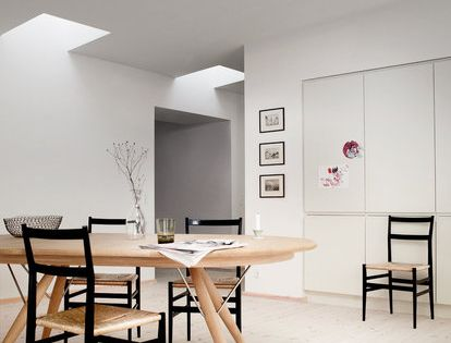 Pour les toits plats velux a mis au point une solution for Fenetre zenithale