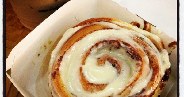 Cinnabon, Cinnamon rolls and Cinnabon cinnamon rolls on Pinterest