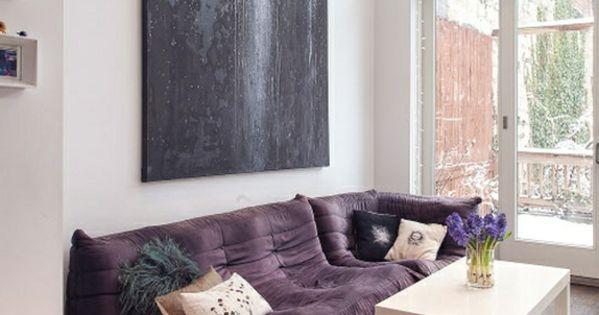 canap togo canap s togo ligne roset d coration pinterest canap togo canap s et les canap s. Black Bedroom Furniture Sets. Home Design Ideas