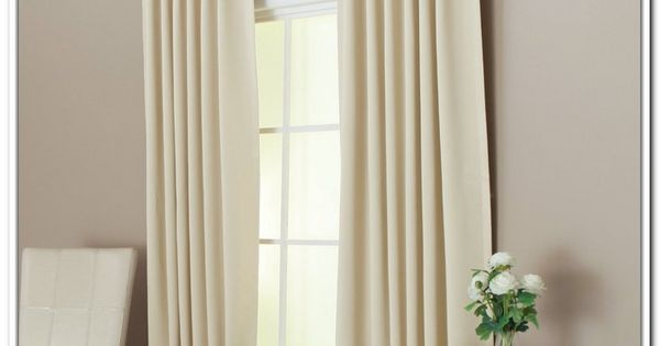 Below Apron Length Curtains For The Home Pinterest