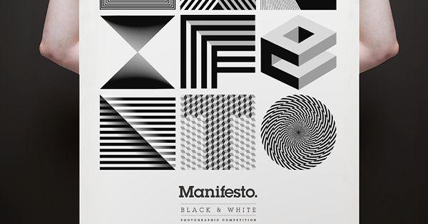 Manifesto. Identity Design by Josip Kelava.