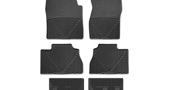 Gmc 2007 Yukon Xl Yukon Denali Xl All Weather Floor Mats