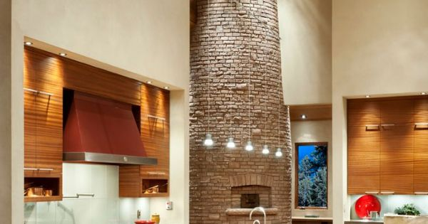 Iluminacion techos altos cocinas y comedores pinterest - Comedores altos modernos ...