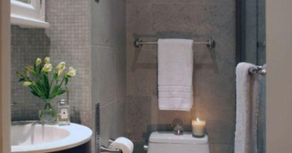 Dise o de interiores arquitectura 30 ideas para cuartos for Interiores de banos pequenos