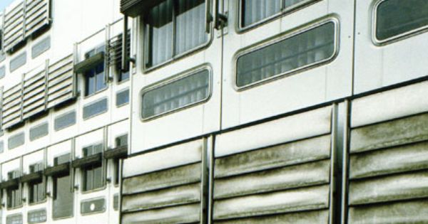 jean prouve curtain wall panel prototype 1965 68 jean prouv architect pinterest. Black Bedroom Furniture Sets. Home Design Ideas