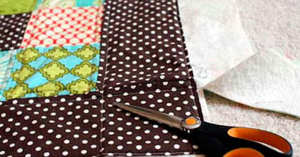 How to Quilt for Beginners by Fiskars ~ a good tutorial on