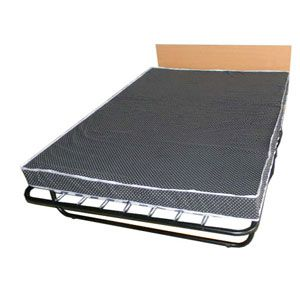 Full Size Rollaway Bed For Two Adults 67935f Comfs 275 Lbs Weight