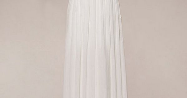 Such a pretty simple dress.
