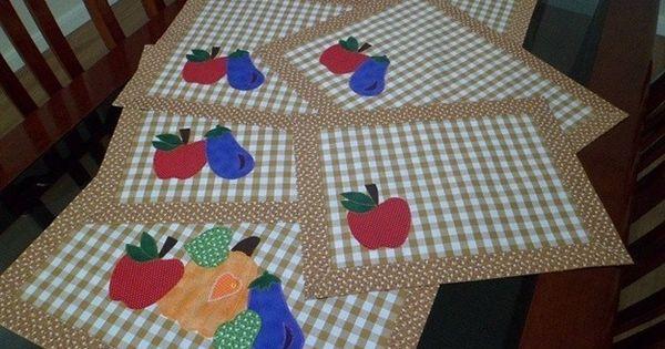 Manteles de patchwork fotos de dise os proyectos - Proyectos de patchwork ...
