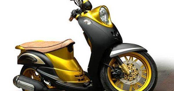 Gambar Motor Mio Fino F1