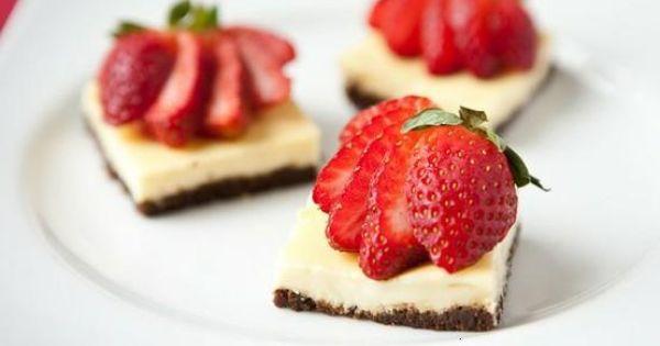 Brownie Cheesecake Bites | I HEART yummy things | Pinterest | Brownie ...