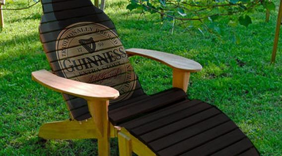 Beer Bottle Chair Woodworking Plans Craft Mix