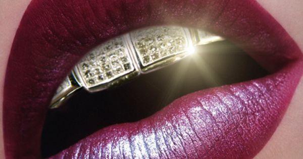 What A Theet Grillz Teeth Jewelry Diamond Teeth