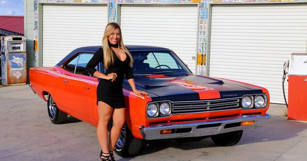 1969 Road Runner Hot Cars Amp Hot Babes Pinterest